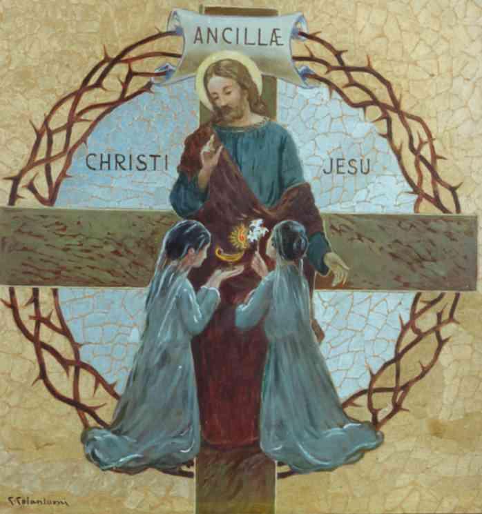 Eucaristia Apostolato SdG.C