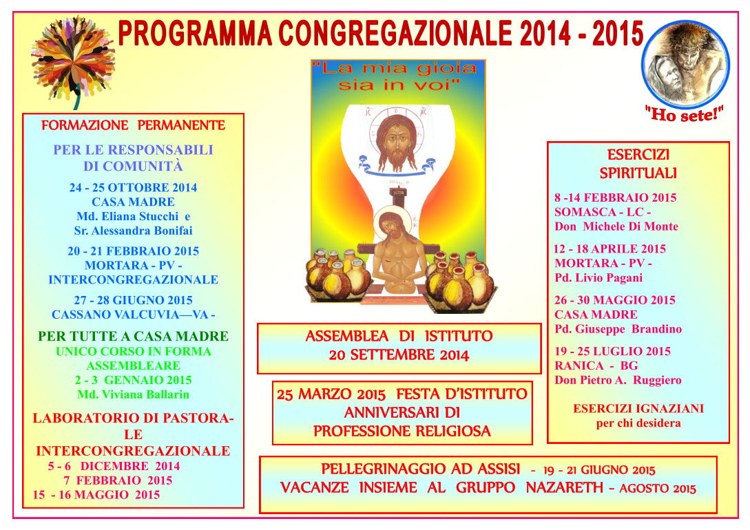 programma 2014-2015